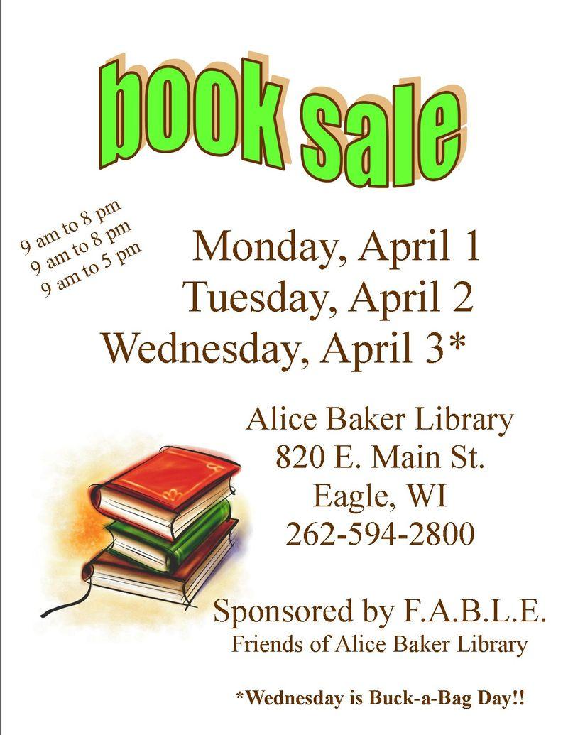 Book Sale 13