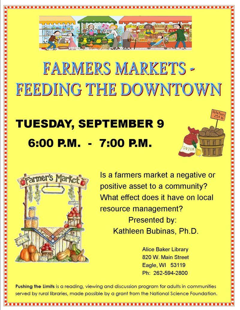 PTL Farmers Market