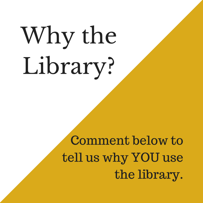 Why the Library