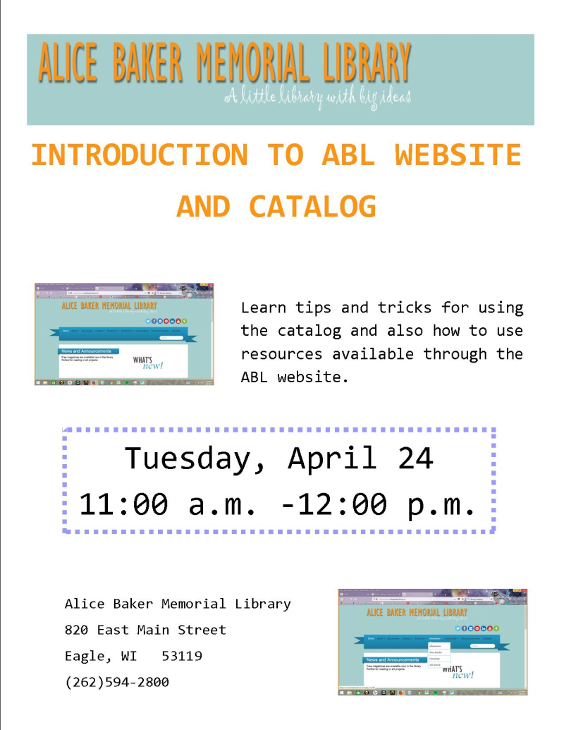 Intro to ABL APR