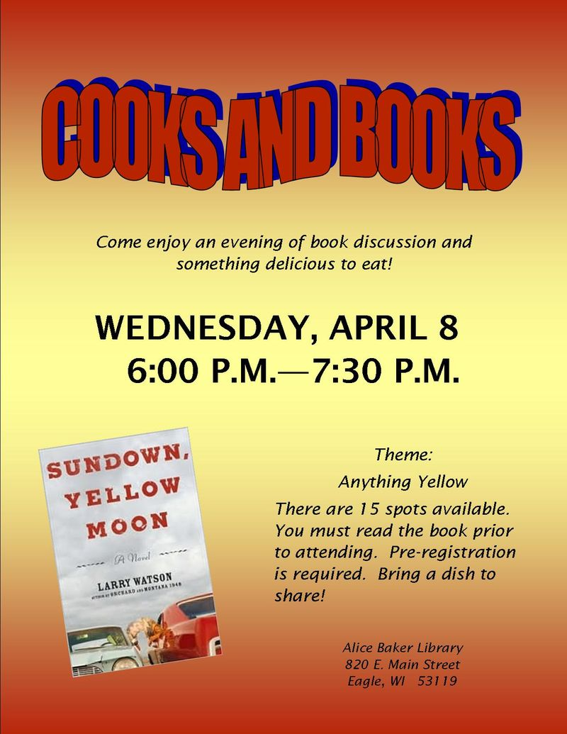 Cooks and Books_Sundown