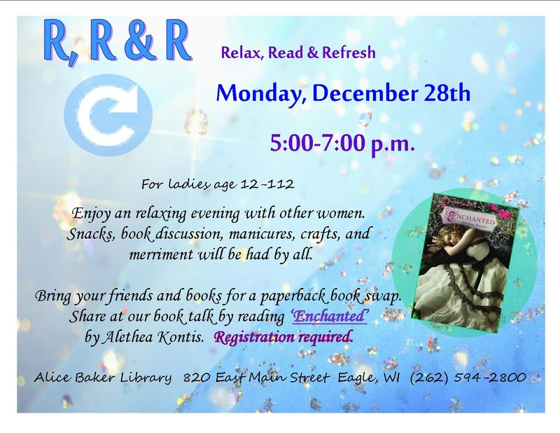 R,R & R Ladies Night