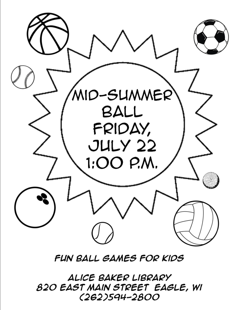 Mid-summer ball