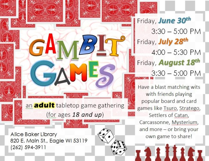 Gambit Games