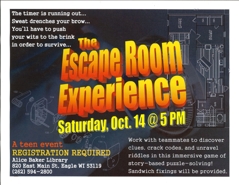 Escape Room Experience