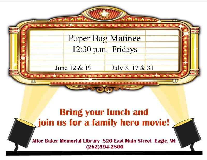 Paper bag matinee
