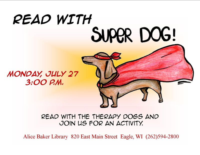 Therapy dog super dachsund (1)
