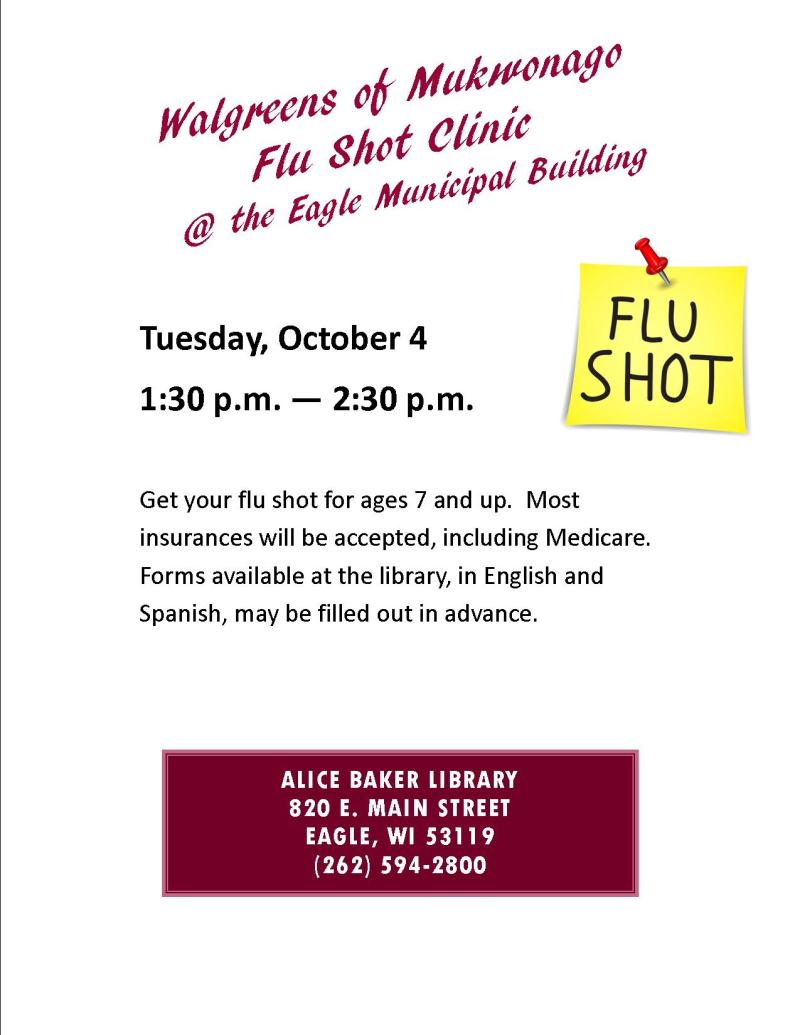 FluShotClinic 2016