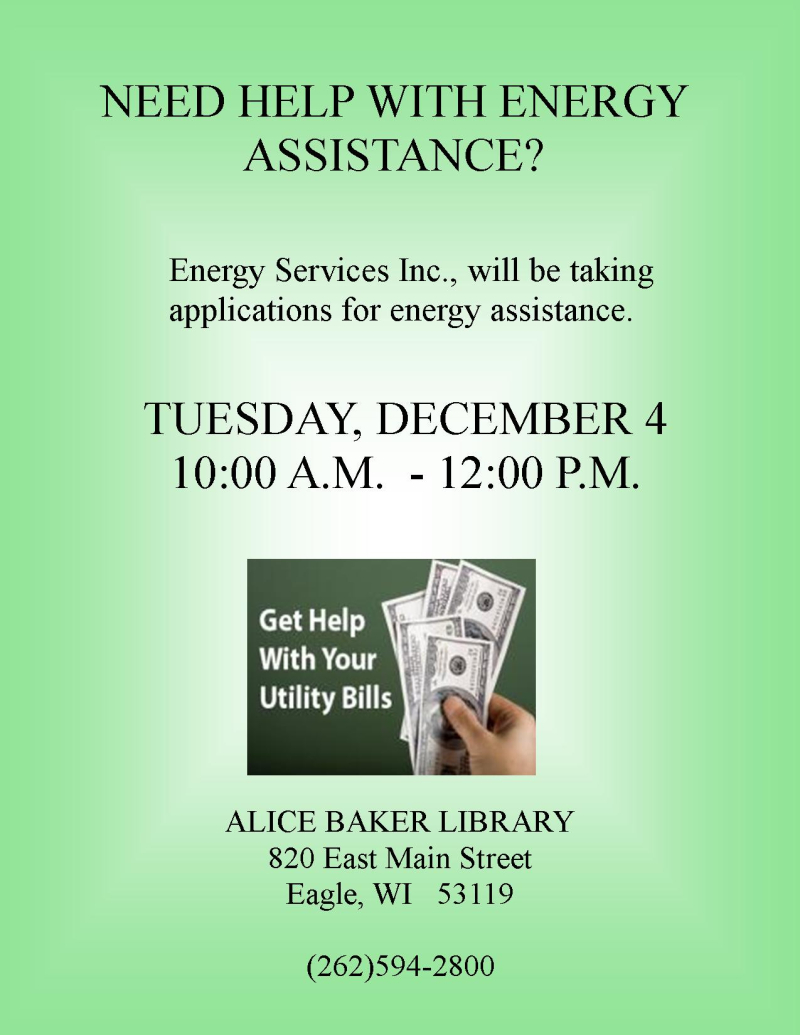 Energy Assistance 2018