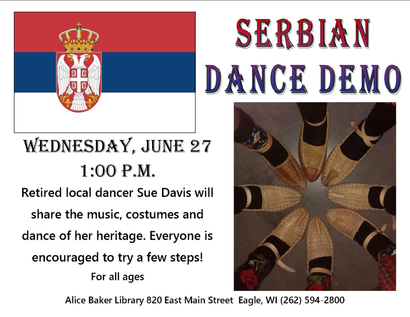 Serbian Dance Demo