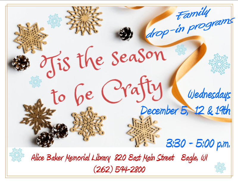 Holiday drop in craft 18