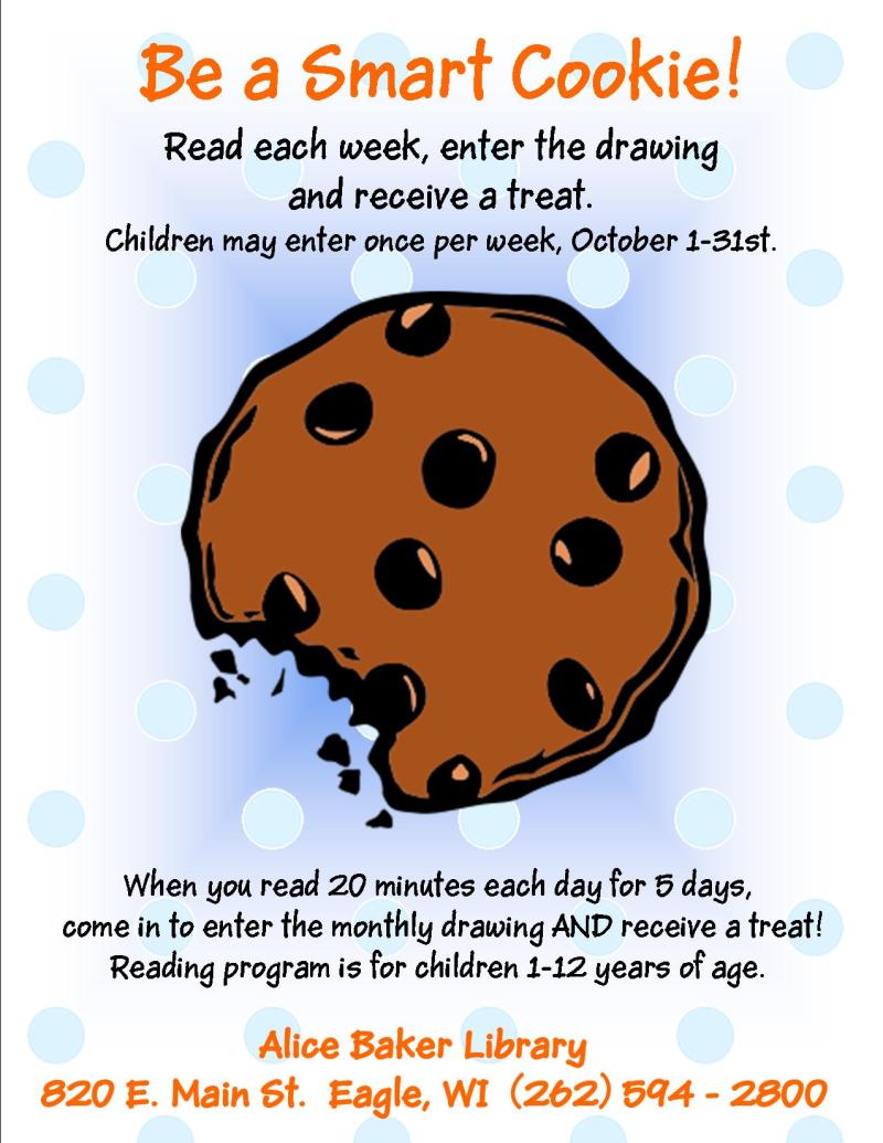 Smart cookie reading challenge
