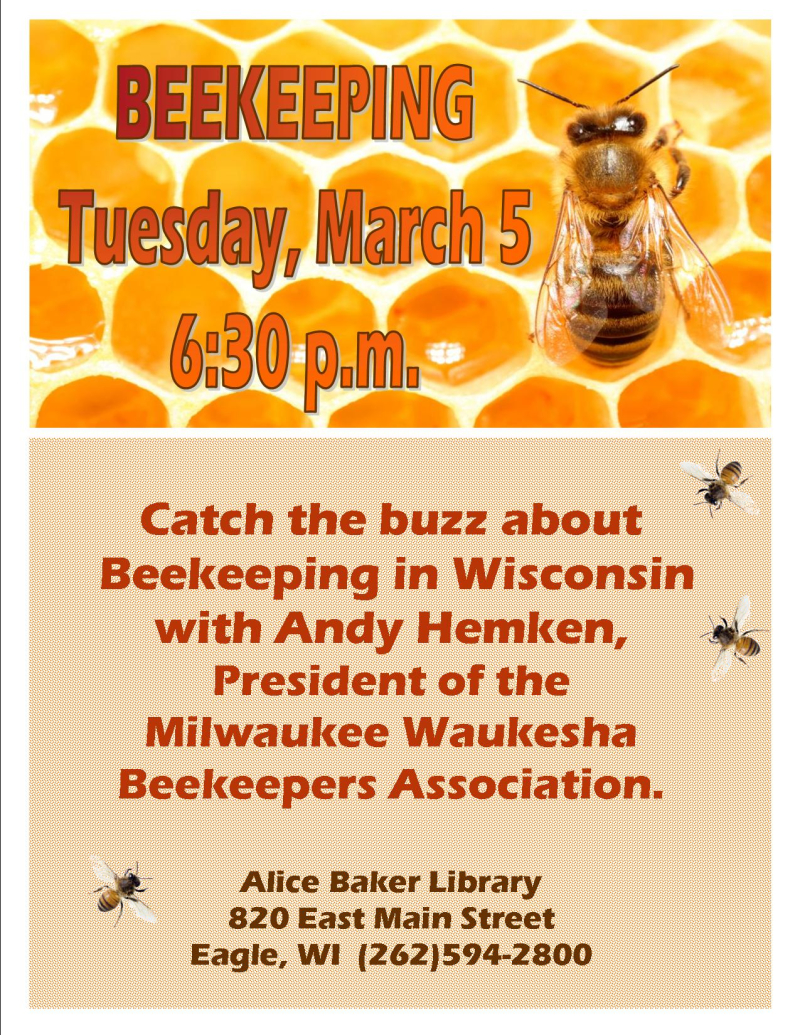 Beekeeping with Andy Hemken