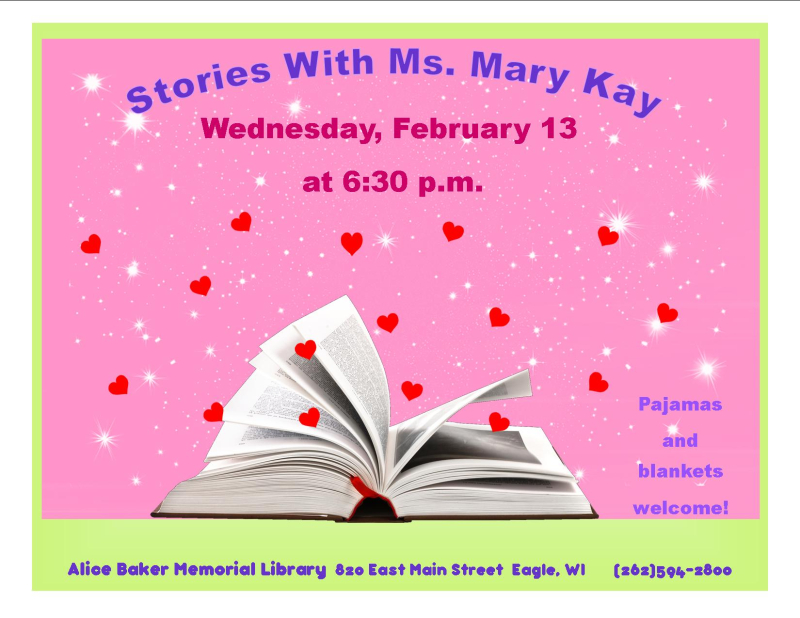 Stories with Mary Kayfeb