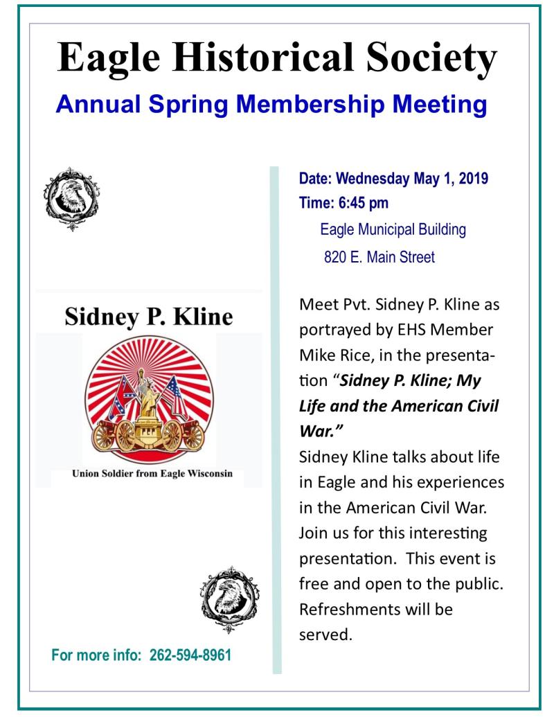 Sidney Kline Presentation Flyer1