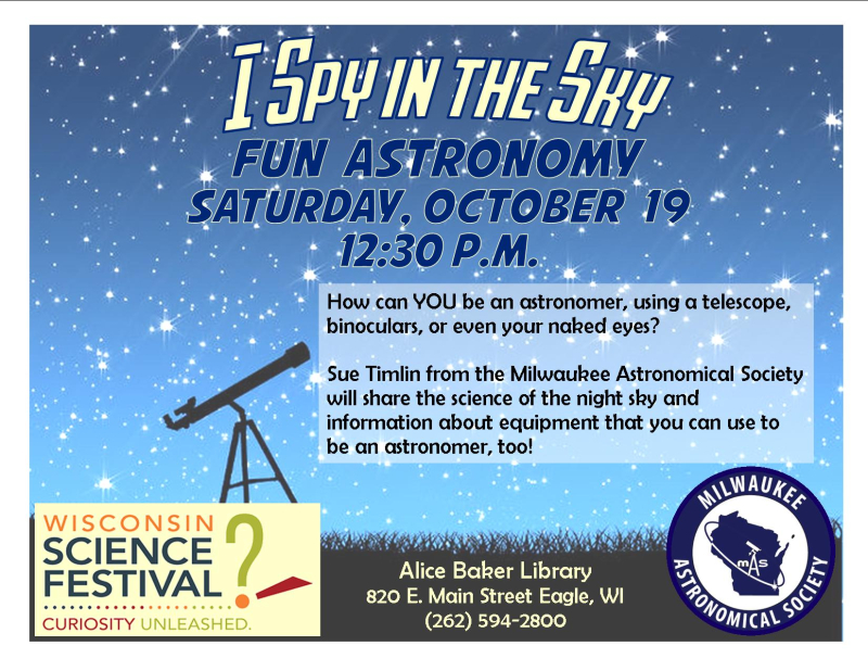 Astronomy science festival