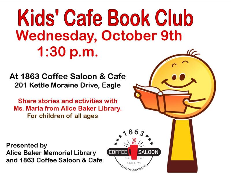 Kids' cafe club