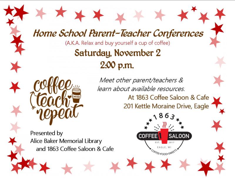 Homeschool parent teacher conferences