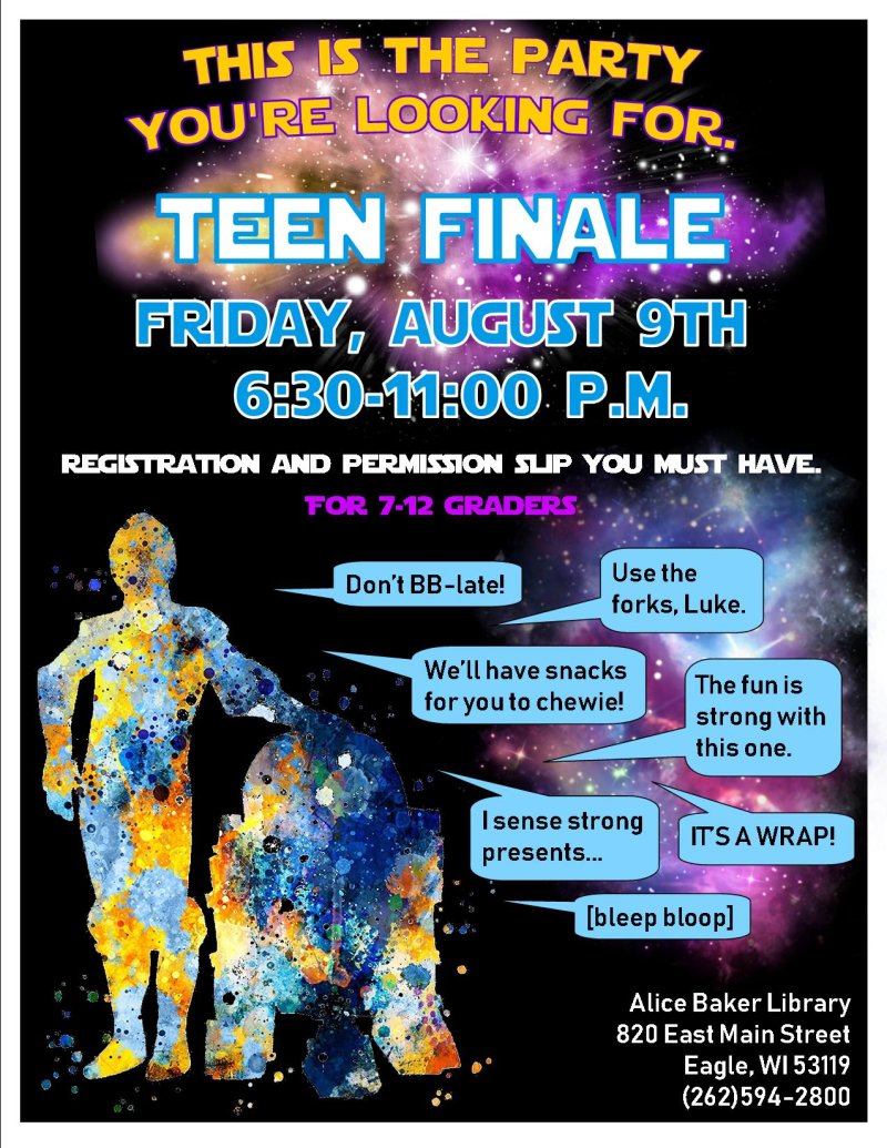 Teen finale v.2