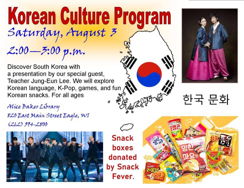 Korean Culture Program