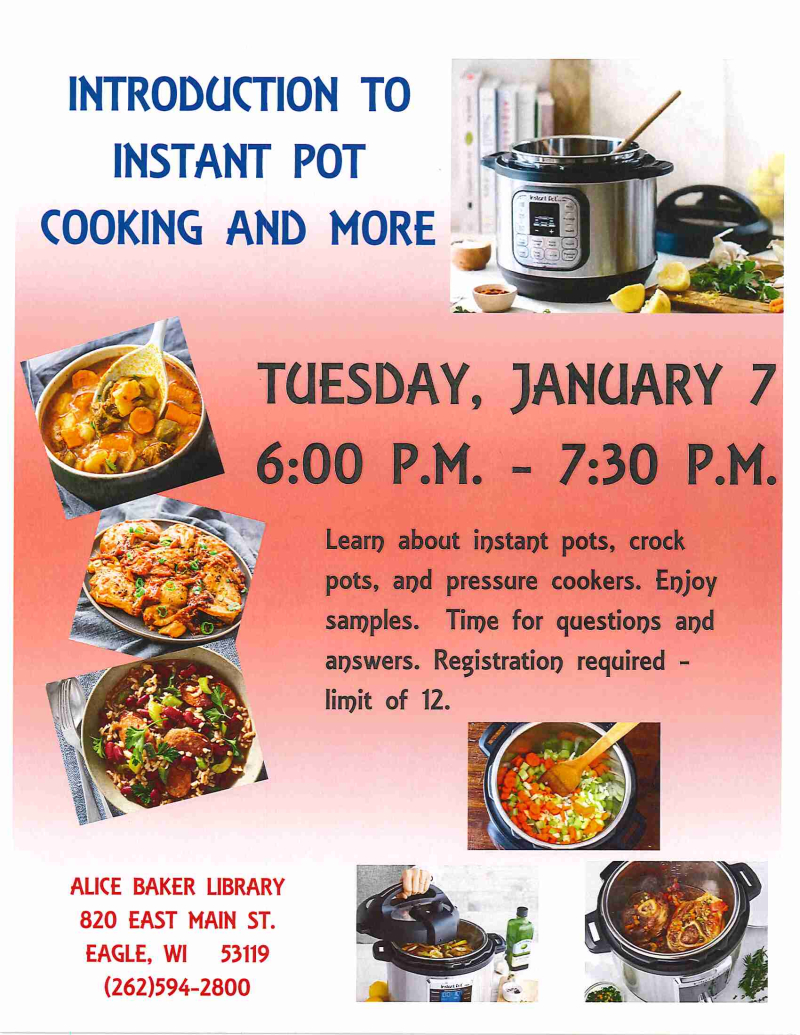Introduction to Instant Pot Cooking and More