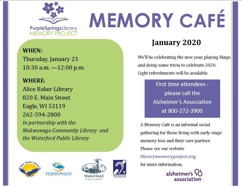 Memory Cafe_Jan2020