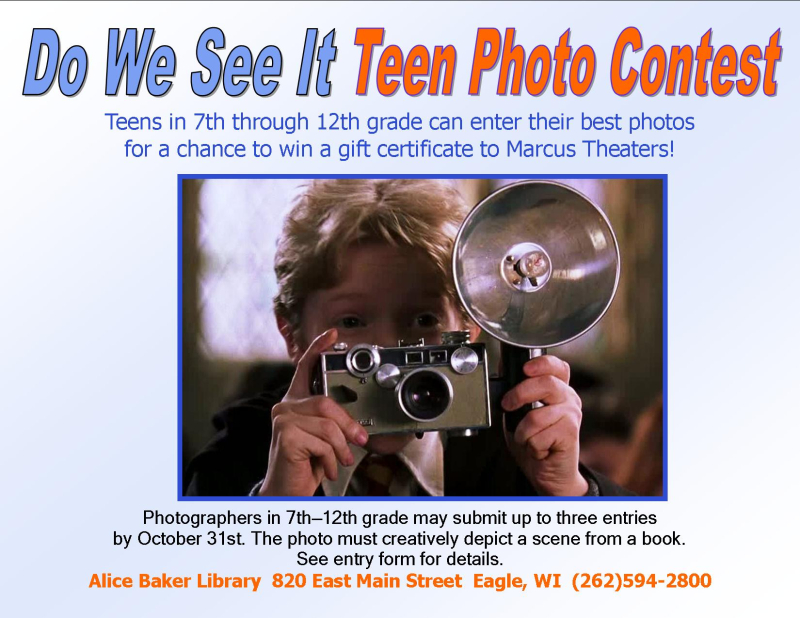 Teentober photo contest