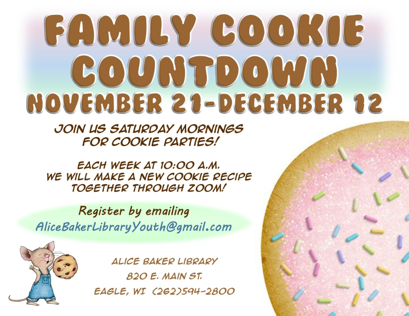 Cookie countdown-2