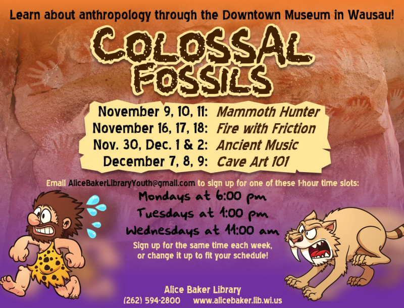 Colossal Fossils (anthropology)