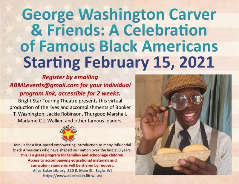 George Washington Carver & Friends
