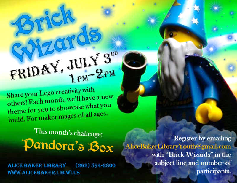 Brick Wizards (6-3-20)