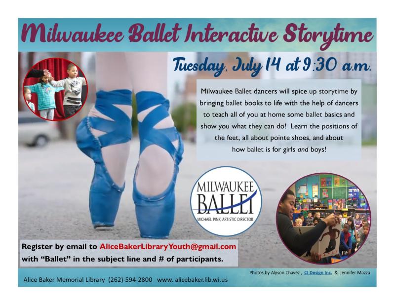 Milwaukee public ballet
