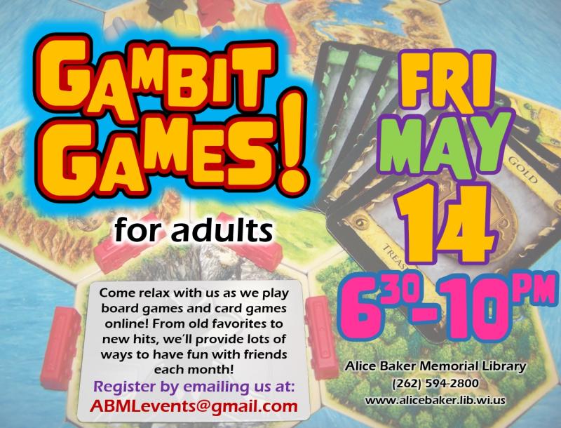 Gambit Games (2021-5-14)