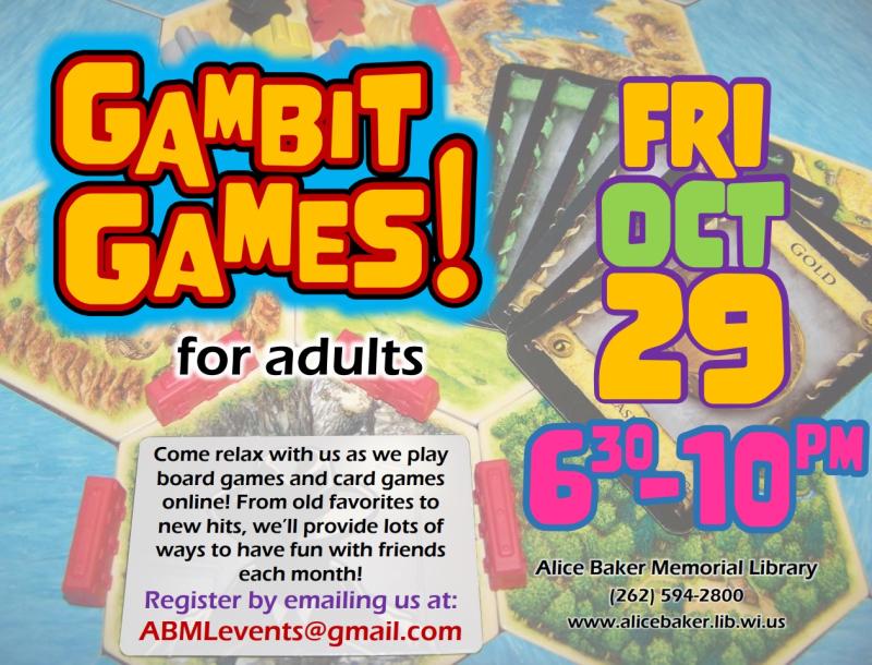Gambit Games (2021-10-29)