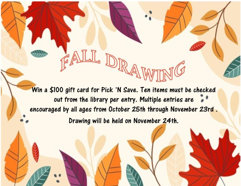 Fall Drawing