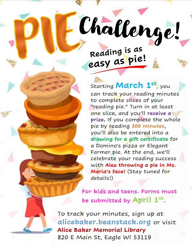 Pie reading challenge - flyer v2