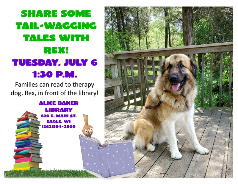 Read with rex july
